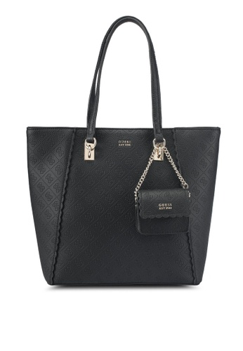 Guess black Rayna Tote 77983ACC63BD76GS_1