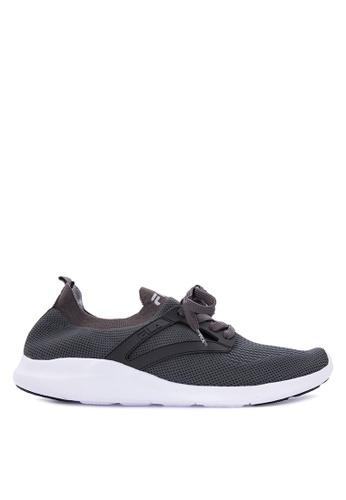 Fila grey Spy Lite 2 Running Shoes CCBA9SHA93CD28GS_1