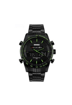 30M Waterproof Multimode Watch With Week Hour Minute Seconds Display