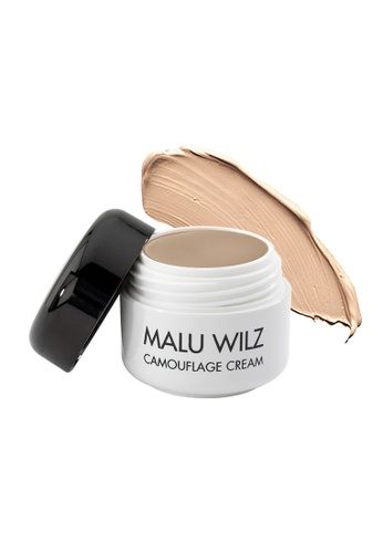 Malu Wilz brown Camouflage Cream 9 MA792BE55TWUMY_1