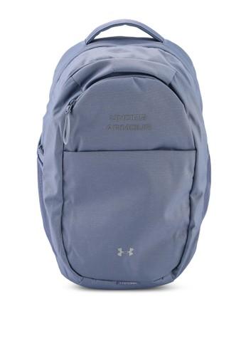 Under Armour blue UA Hustle Signature Backpack BD0FEAC3FF60EEGS_1