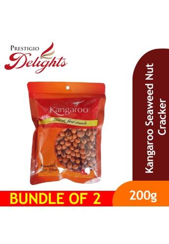 Prestigio Delights Kangaroo Seaweed Peanuts 200g Bundle of 2 A99D9ESCCF34A2GS_1