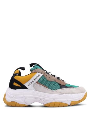 Calvin Klein multi Marvin Sneakers 794CBSH58EB262GS_1