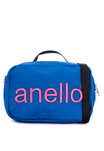 anello blue Shoulder Bag 8268FAC7C9CF4EGS_1