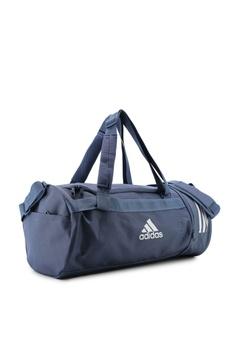 61a7acee3 adidas adidas convertible 3 stripes duffel bag RM 180.00. Sizes One Size ·  adidas black adidas Evergreen Core Organizer Bag D2687ACAEAC435GS_1