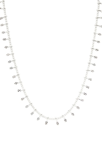 Dear Addison silver Reef Necklace BF952ACCA86CAFGS_1