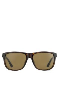 偏光玳瑁太陽眼鏡