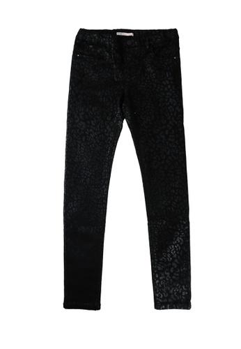 ONLY black KONABI COATED LEO PANT DNM BFB9CKAF841108GS_1