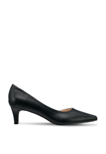 nose black Mid Heel Pumps 6ACDASH37619CDGS_1
