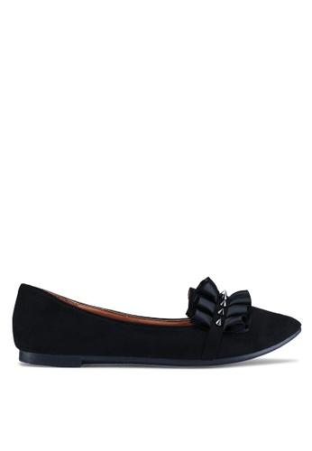 NOVENI 黑色 Noveni Ballerina & Flats 95C10SHE7AE7EAGS_1
