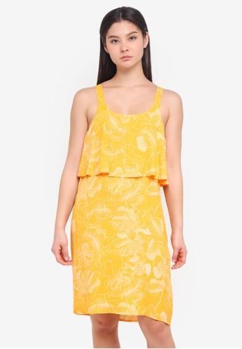 ICHI gold Damia Dress 98878AA04A0F12GS_1