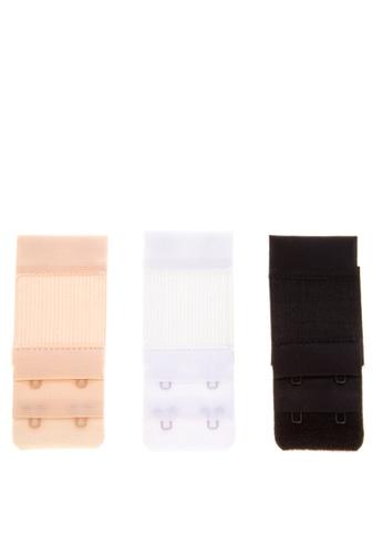 Golden Ticket Super Savers multi Bra Extenders (3-piece Pack) 97AB1AC712D459GS_1