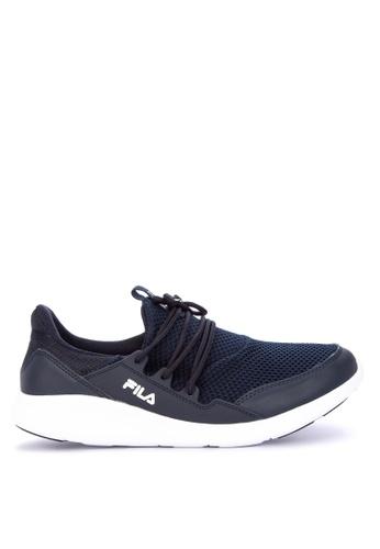 Fila navy Blueprint Lite Running Shoes 2859CSHA5B40DBGS_1