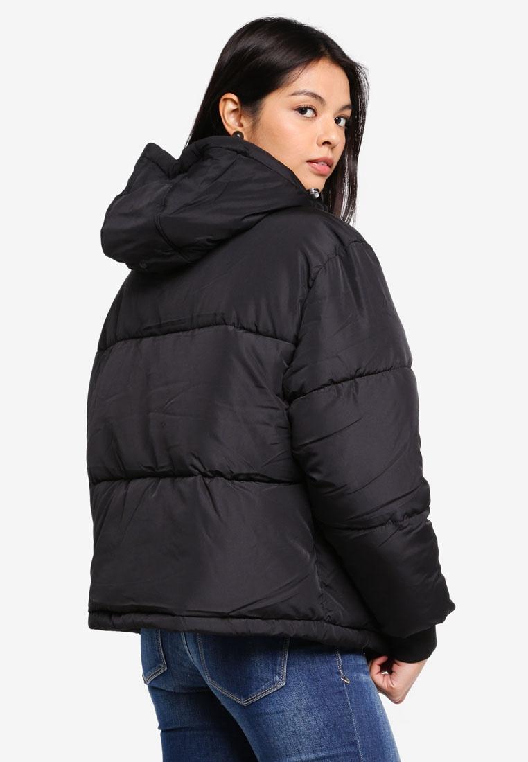 Jacket Black Vero Short Lumie Moda qHwvn1ntRZ