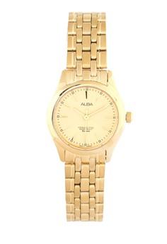Image of Alba Round Watch Arsy26 Gold