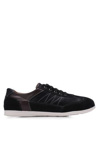 Rocklander black Casual Sneakers RO978SH0RVPSMY_1