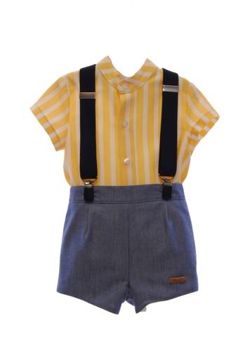 RAISING LITTLE multi Jacintho Outfit Set 18E87KAA76E191GS_1