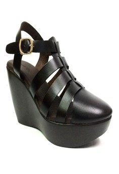Marian Leather Sandals