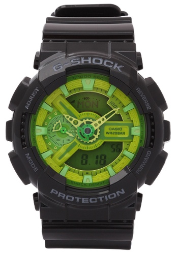 f3a0f78c8c23 Shop Casio G-SHOCK Watch GA-110B-1A3DR Online on ZALORA Philippines