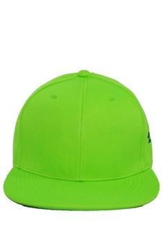 Plain Flatbill Cap