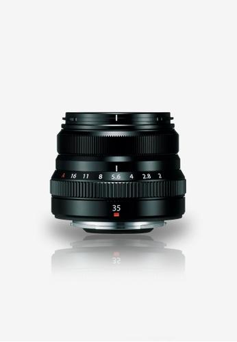 FUJIFILM black XF35MM F2.0 R WR (Black) D2CC0ES12295C2GS_1