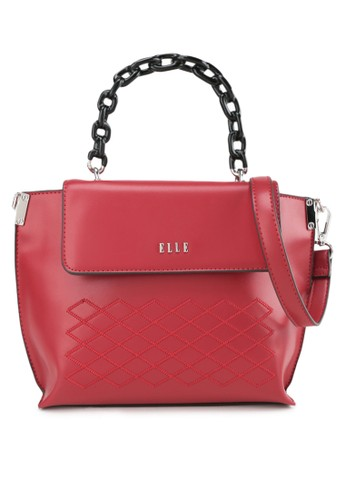 Elle red Lulu 34EBEAC2685485GS_1
