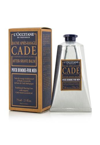 L'OCCITANE L'OCCITANE - 杜松鬍後護膚霜 Cade For Men After Shave Balm 75ml/2.5oz 55AC1BE9B454C5GS_1
