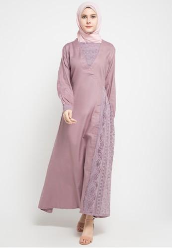 Jual le najwa lalasa dress muslim original zalora Baju gamis model najwa