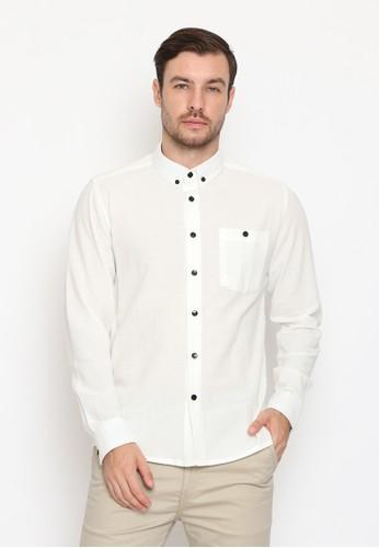 17seven Original white Longshirt 0147-WHITEGLOW 68B3EAAF152D1FGS_1