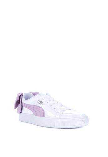 Shop Puma Basket Bow SB Women s Sneakers Online on ZALORA Philippines 38dd5fee4