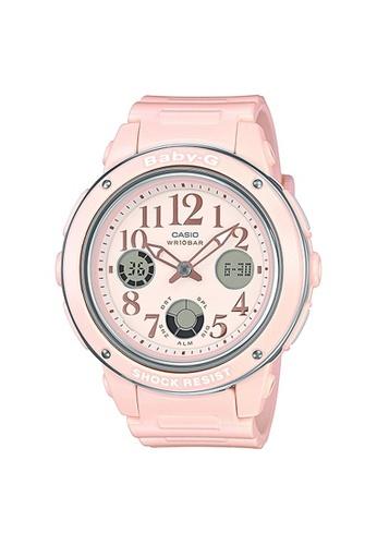Baby-G pink CASIO BABY-G BGA-150EF-4B 41D19ACD9B62AEGS_1