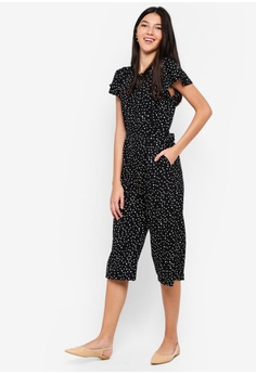 bc258bf99a 73% OFF ONLY Tenna Capsl Jumpsuit S  77.90 NOW S  20.90 Sizes 40 · ONLY  navy Nova Wrap Jumpsuit C6FADAA79442D3GS 1