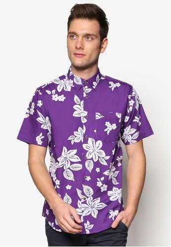 Hawaiian 休閒沙灘襯esprit香港分店衫, 服飾, 襯衫