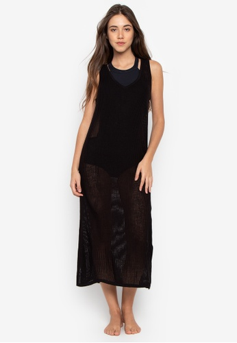 CHILL BY NOOKS black Xia Beach Dresses FEC3DUS23AC0E7GS_1