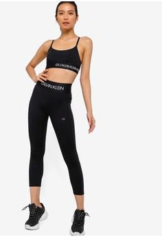 0e293cc9bf Calvin Klein AI Waistband Cropped Leggings - Calvin Klein Performance RM  449.00. Sizes S M L XL