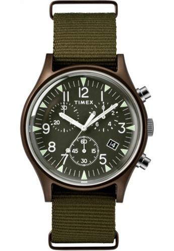 Timex green Timex TW2R67800 01D37ACD9B9736GS_1
