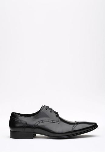 Kings Collection black Hawkley Shoes KI358SH68DFJSG_1