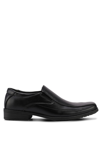 Rocklander black Rocklander Formal Shoes BB6BBSH0231EEDGS_1