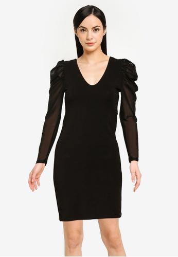 ONLY black Lise Dress F48C7AADEBF595GS_1