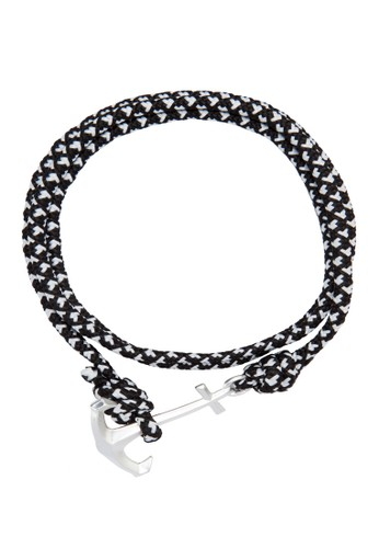 Panama 船錨繩編手環, 飾品配件, 手鐲esprit台灣 & 手環