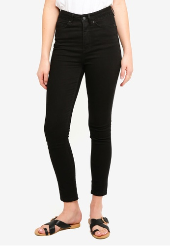 Factorie black The High-Rise Skinny Jeans 988AEAAC9EFBA6GS_1
