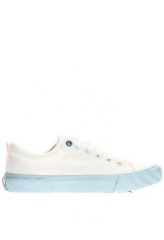 5792a5e1a New York Sneakers white and blue Hailey 828 Women s Low Cut Shoes  A5F46SHC1A1D48GS 1