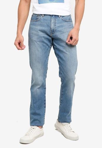 GAP blue Slim Jeans with GapFlex 1D4E2AA4F26351GS_1
