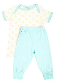 Luvable Friends Tee Tops and Pants Set