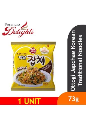 Prestigio Delights black Ottogi Japchae Korean Traditional Instant Noodles 73g 1A569ES6CC541AGS_1