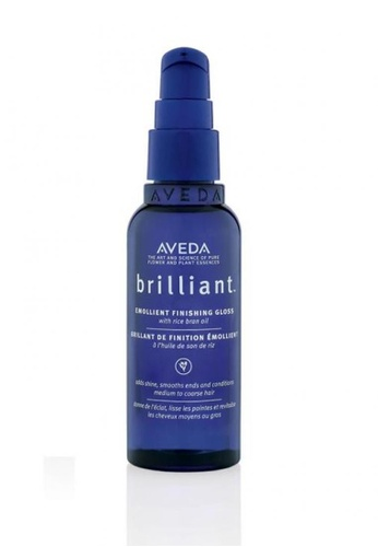 AVEDA [To Add Shine] Brilliant™ Emollient Finishing Gloss AV022BE0GJ9LSG_1
