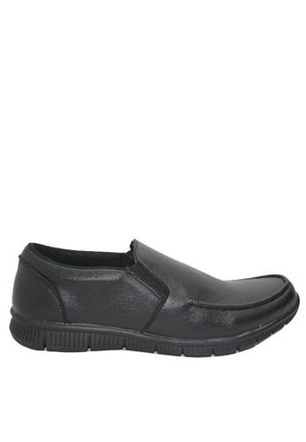 Dr. Kevin black Dr. Kevin Men Casual Shoes 13385 - Black 75735SH99CA39FGS_1