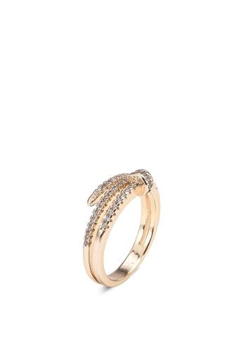 ALDO gold Olerra Ring C384BAC8733D6DGS_1