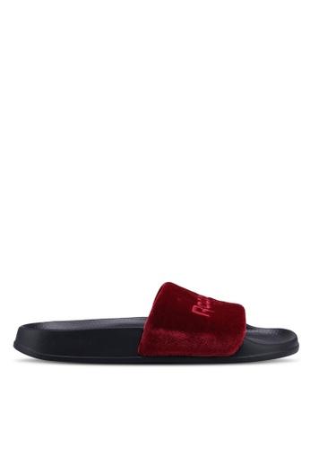 Reebok red Reebok Classic Slide Shoes 39566SH644F21AGS 1 d984d8c82