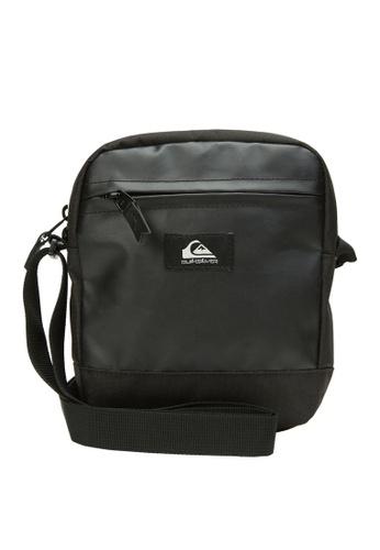 Quiksilver black Magicall 2L Small Shoulder Bag 77FD4AC5B9222AGS_1